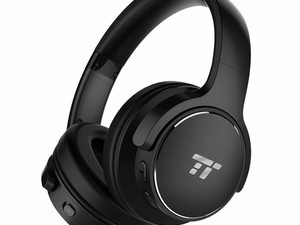 Listen clearly with the £42 TaoTronics Wireless Noise-Cancelling Headphones