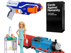 Stock up on holiday gifts with $25 off toy orders of $100 or more via Target