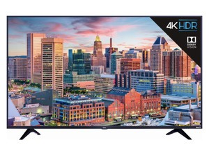 Get TCL's brand new 43-inch 4K HDR Roku TV for just $350
