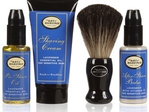 The Art of Shaving Starter Kits are just $15