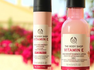 For a few more hours, score 40% off and free shipping at The Body Shop
