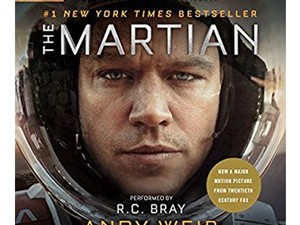 "Listen to a sample of Andy Weir's ""The Martian"" audiobook for free"