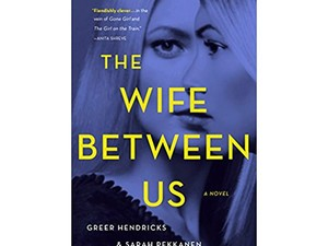 'The Wife Between Us' hardcover edition is only $12