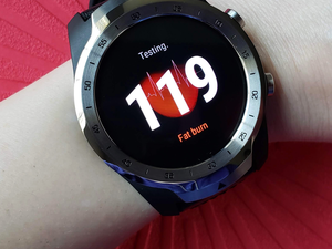 See their heart beat with this Valentine's Day sale on Movobi's TicWatch smartwatches