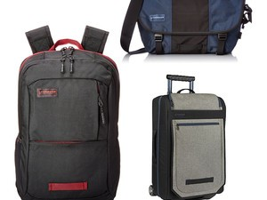 Amazon has slashed prices on a variety of Timbuk2 bags
