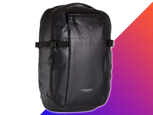 Strap on Timbuk2's Blink Pack for just $60 to secure your laptop during travel