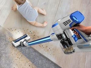 Clean up your mess with Tineco cordless stick vacuum cleaners from $145