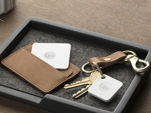 Grab four Tile Mate key and phone finders for $39