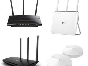 Step up your Wi-Fi with discounted TP-Link routers and mesh networking systems