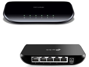TP-Link has a 5-port unmanaged Gigabit Ethernet switch down to $12 right now