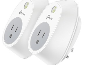 Grab two TP-Link smart plugs for just $33 right now