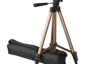 Up your InstaGame with the $11 AmazonBasics 50-Inch Lightweight Tripod