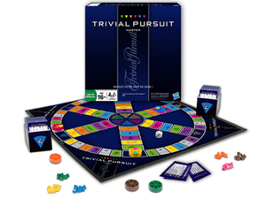 Show off all the random things you know in Trivia Pursuit Master Edition for $25 today only