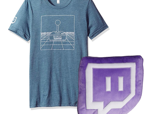 476032e906719 Twitch merch is discounted by 50% for Amazon Prime members right now