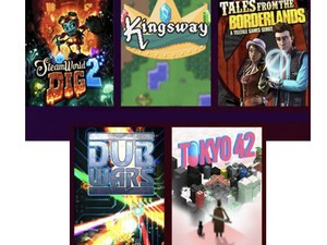 Twitch Prime's five free games for April are out now