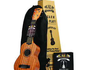 Learn to play the Ukulele with this $50 starter kit