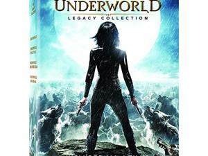 Underworld: The Legacy Collection on Blu-ray is down to $20