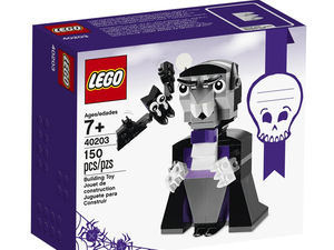 Pick up this 150-piece Lego Vampire and Bat building kit for only $5