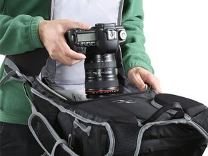 The Vanguard Sedona 45 DSLR Backpack is down to $50 for a limited time