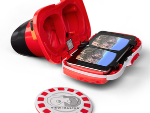 New tech meets old toy with the $10 View-Master Virtual Reality Starter Pack