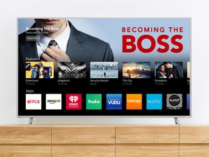 Save $200 on Vizio's 55-inch XLED 4K smart home theater display