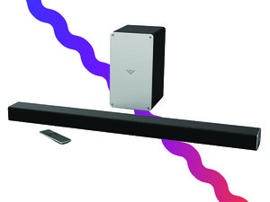 This Vizio sound bar is one of the best audio upgrades you can make for $120