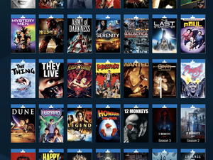 Mix and match at Vudu with five Digital HD films or TV show seasons for $25 total