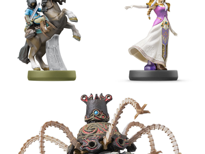 Select amiibo bundles featuring Link and Zelda are on sale from $14 at Walmart