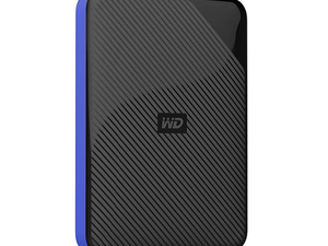 Save your games and some cash with 20% off WD's 4TB Gaming Drive for PS4