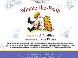 Listen to classic Winnie-the-Pooh stories with this free audiobook