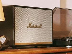 Marshall's new Woburn II Wireless Bluetooth Speaker is $100 off today