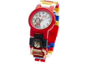 Wear Wonder Woman around with this $14 Lego DC Comics Buildable Watch