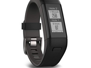The Garmin Approach X40 works as a golf band or activity tracker