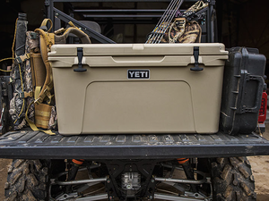 Take 20% off select Yeti coolers and accessories today only