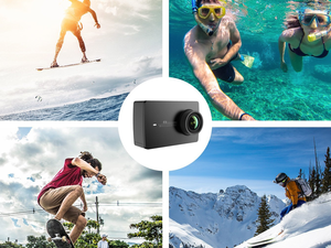 Record your adventures in 4K with this $132 Yi Action Cam