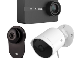 Yi's Black Friday sale features cameras for every situation at all-time low prices