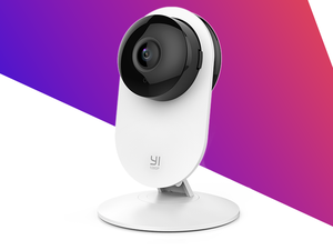 Gain some peace of mind with the 1080p Yi Wireless Home Camera for $40