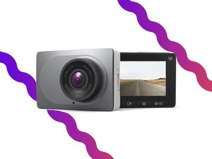 Record every emergency in 1080p with the $38 Yi dashboard camera