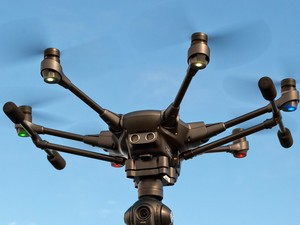 This Yuneec Typhoon H RTF 4K Hexacopter Drone bundle is now $699