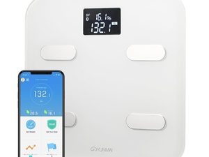 This well-reviewed Bluetooth Smart Scale is down to $33 today