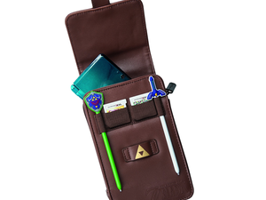 Carry around your Nintendo 3DS in The Legend of Zelda Adventurer's Pouch for just $14 today
