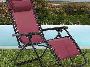 Get comfy with these $30 Sunjoy zero gravity chairs