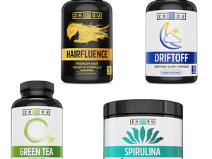 Stay fit and healthy in 2019 with 30% off these best-selling Zhou Nutrition supplements