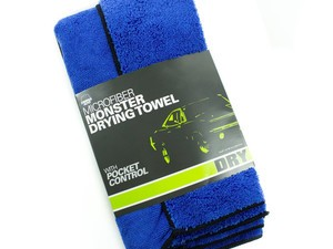 This $6 Zwipes Auto microfiber drying towel is a must-have for home car washes