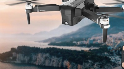 Fly in first-person view with the Deerc De22 quadcopter down to $160 today
