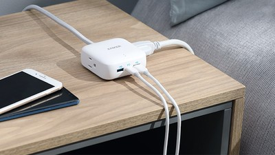 Pick up Anker's 30W power strip with USB-C and USB ports on sale for $25