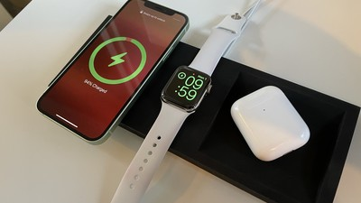 Elago Charging Tray Duo for MagSafe review: Convenient nightstand charging