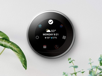 Best Nest Thermostat deals May 2021