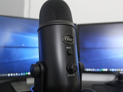 This Blue Yeti USB condenser mic has dropped to a great low price at $101