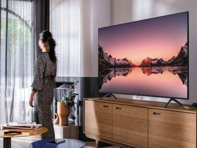 Shop this one-day Samsung smart TV sale with discounts on 4K and 8K models
